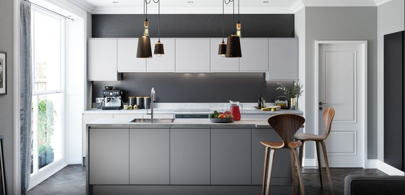 Bench Kitchens Guide to Handleless Kitchens