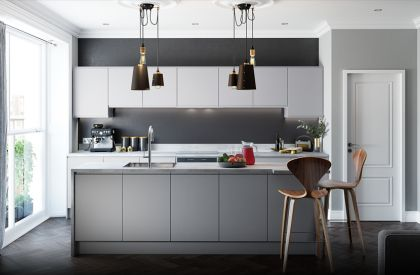 Bench Kitchens Guide to Handleless Kitchens image